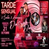 "✯✯✯ Tarde Sensual ""Kizomba Don't walk Dance !"" ✯✯✯"